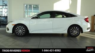 Used 2016 Honda Civic LX + GARANTIE 5/120 + BAS KILO! for sale in Trois-Rivières, QC