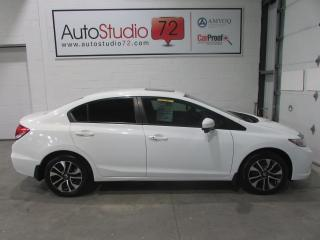 Used 2015 Honda Civic EX manuelle **TOIT**MAGS**CAM RECUL** for sale in Mirabel, QC