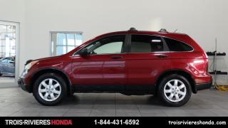 Used 2008 Honda CR-V EX + DEMARREUR + MAGS! for sale in Trois-Rivières, QC