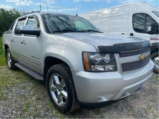 Used 2012 Chevrolet Avalanche LTZ for sale in Tilbury, ON