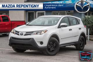 Used 2013 Toyota RAV4 Traction intégrale 4 portes XLE for sale in Repentigny, QC