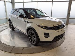 Used 2014 Land Rover Evoque Dynamic for sale in Edmonton, AB