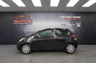 Used 2010 Toyota Yaris YARIS CE 2010 AUTO HATCHBACK 144 509 KM for sale in Lévis, QC