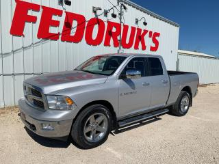 Used 2011 RAM 1500 Big Horn for sale in Headingley, MB