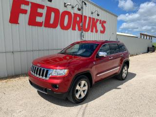Used 2011 Jeep Grand Cherokee Limited for sale in Headingley, MB
