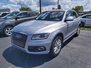 Used 2016 Audi Q5 2.0T Progressiv for sale in Cornwall, ON