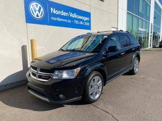 Used 2016 Dodge Journey R/T AWD - LOADED! LEATHER 7 PASS for sale in Edmonton, AB