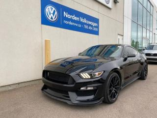 Used 2016 Ford Mustang SHELBY GT350 - 6SPD M/T - OVER 500 HP for sale in Edmonton, AB