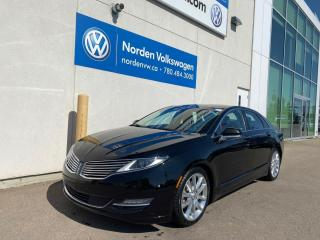 Used 2016 Lincoln MKZ 3.7 AWD - LOADED / NAVI / SUROOF / LEATHER for sale in Edmonton, AB