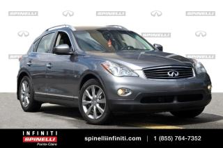Used 2015 Infiniti QX50 AWD 4dr / CAMERA / TOIT / CUIR / 3.7 ! AWD 4dr / CAMERA / TOIT / CUIR / 3.7 ! for sale in Montréal, QC