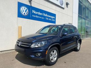 Used 2017 Volkswagen Tiguan HIGHLINE R-LINE / CERTIFIED / LOADED for sale in Edmonton, AB