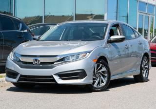 Used 2016 Honda Civic EX AUTO TOIT MAGS AUTO TOIT MAGS BLUETOOTH for sale in Lachine, QC