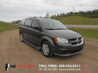 Used 2017 Dodge Grand Caravan CANADA VALUE PACKAGE for sale in Cold Lake, AB