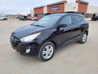 Used 2013 Hyundai Tucson Premium Edition 4dr AWD Sport Utility for sale in Steinbach, MB