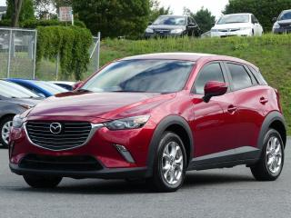 Used 2018 Mazda CX-3 GS AWD JAMAIS ACCIDENTE for sale in St-Georges, QC
