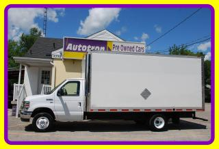 Used 2015 Ford E350 16' Cube with Ramp for sale in Woodbridge, ON