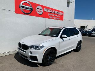 Used 2016 BMW X5 M SPORT / TWO SETS OF TIRES / xDrive35i 4dr AWD Sports Activity Vehicle / PREMIUM PACKAGE ENHANCED for sale in Edmonton, AB