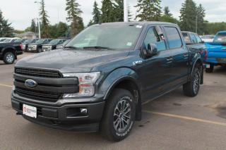 New 2020 Ford F-150 Lariat 502a | 4x4 | Heated/Cooled Leather Seats | Twin Panel Moonroof | Much more! for sale in Edmonton, AB