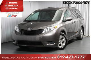 Used 2017 Toyota Sienna SAFETY SENSE| 8 VITESSES| CAM RECUL for sale in Drummondville, QC