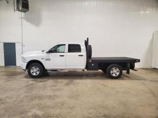 Used 2014 RAM 3500 Crew Cab 4WD for sale in Dundurn, SK