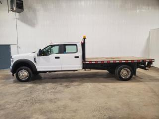 Used 2019 Ford F-550 Crew Cab DRW 4WD for sale in Dundurn, SK