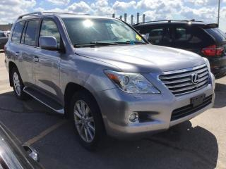 Used 2009 Lexus LX 570 for sale in Barrie, ON