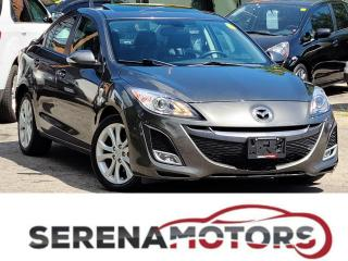 Used 2010 Mazda MAZDA3 GT | 2.5L | AUTO | ONE ONWER | NO ACCIDENTS | for sale in Mississauga, ON