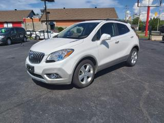 Used 2016 Buick Encore Premium for sale in Cornwall, ON