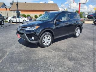 Used 2013 Toyota RAV4 LIMITED  for sale in Cornwall, ON