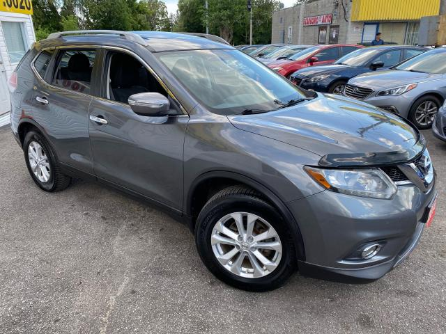 2015 Nissan Rogue SV/ AWD/ PANO ROOF/ CAM/ BLUETOOTH/ ALLOYS/ TINTED