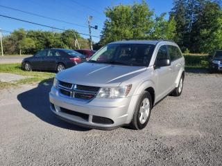 Used 2013 Dodge Journey SE CERTIFIED for sale in Stouffville, ON