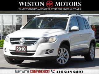 Used 2010 Volkswagen Tiguan SE*TOP OF THE LINE*PICTURES COMING SOON!!* for sale in Toronto, ON