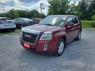Used 2011 GMC Terrain SLE-1  BACK UP CAMERA AWD CERTIFIED for sale in Stouffville, ON