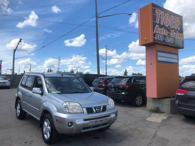 2005 Nissan X-Trail **ONLY 103KMS**NEW TIRES**RUNS GREAT**AS IS