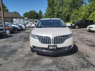 Used 2011 Lincoln MKX for sale in Lucan, ON