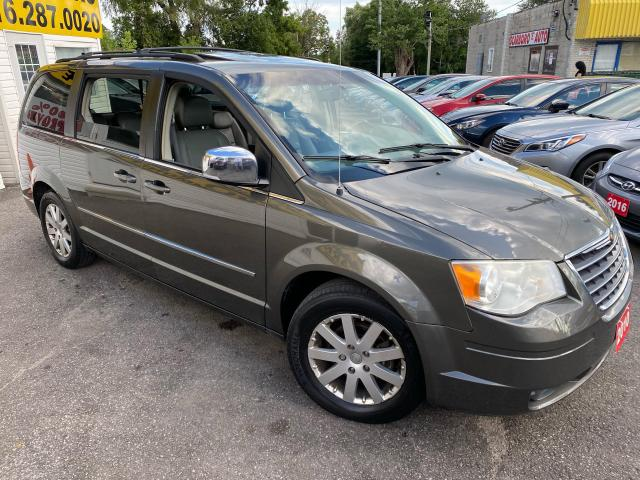2010 Chrysler Town & Country TOURING/ LEATHER/ SUNROOF/ DUAL DVD/ ALLOYS/ TINTS