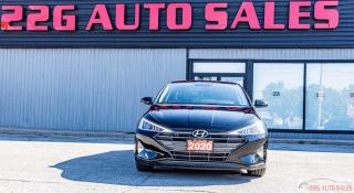 Used 2020 Hyundai Elantra Preferred for sale in Brampton, ON