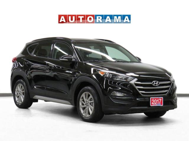 2017 Hyundai Tucson AWD Luxury Nav Leather PanoRoof Backup Cam