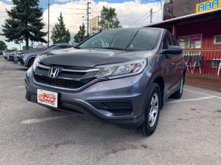 Used 2016 Honda CR-V L LX for sale in Scarborough, ON