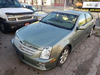 Used 2005 Cadillac STS Leather, Sunroof, Automatic, for sale in Toronto, ON
