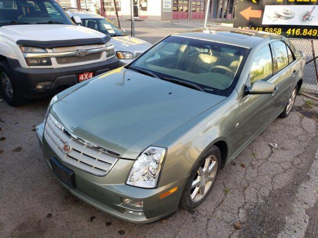 2005 Cadillac STS Leather, Sunroof, Automatic,