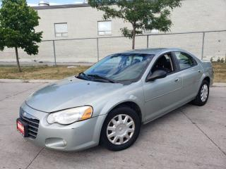 Used 2006 Chrysler Sebring Automatic, 4 Door, 3/Y warranty available for sale in Toronto, ON