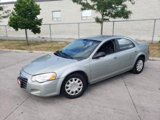 Used 2006 Chrysler Sebring Automatic, 4 Door, Low km 3/Y warranty available for sale in Toronto, ON