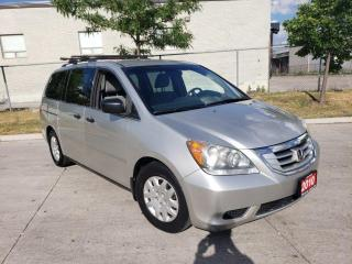 Used 2009 Honda Odyssey 7 Passenger, Auto, 3/Y Warranty available. for sale in Toronto, ON