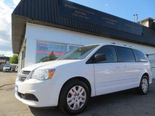 Used 2014 Dodge Grand Caravan SXT,FULL STOW AND GO SEATING, 7 PASSENGERS for sale in Mississauga, ON