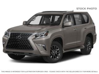 New 2020 Lexus GX 460 for sale in Edmonton, AB