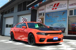 Used 2020 Dodge Charger Scat Pack 392 Widebody for sale in Sudbury, ON