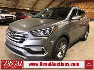 Used 2018 Hyundai Santa Fe Sport Luxury 4D UTILITY AWD 2.4L for sale in Calgary, AB