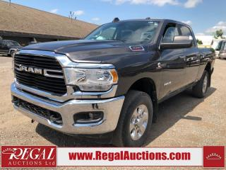 Used 2019 RAM 3500 BIG HORN CREW CAB SWB 4WD 6.7L for sale in Calgary, AB