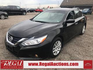 Used 2018 Nissan Altima S 4D Sedan AT 2.5L for sale in Calgary, AB